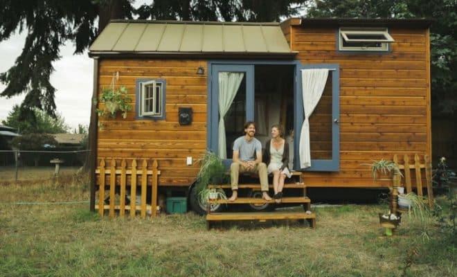 Les tiny houses vivre mieux dans plus petit